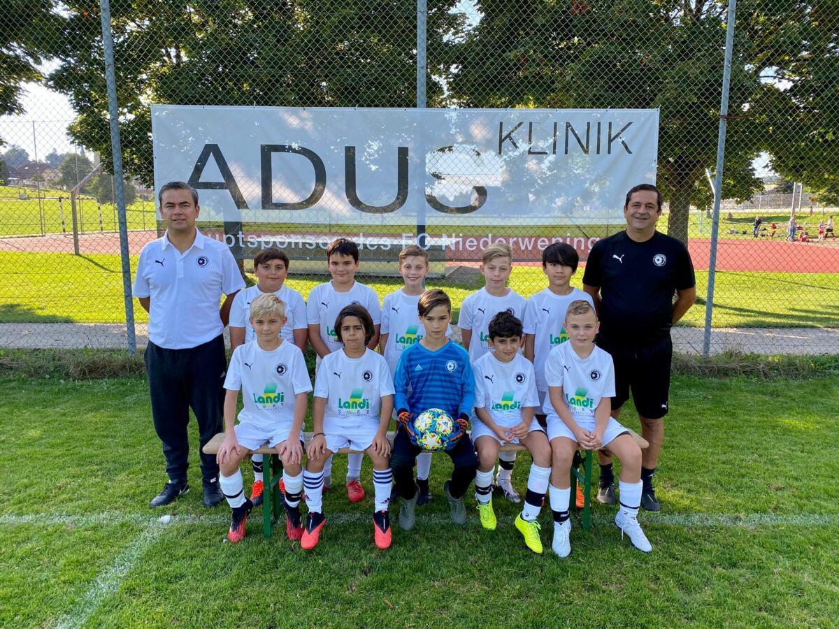 FC Niederweningen Junioren Ea