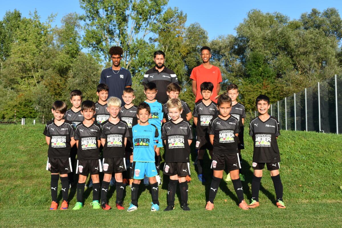 Team Präsentation<br>FC Buchs-Dällikon