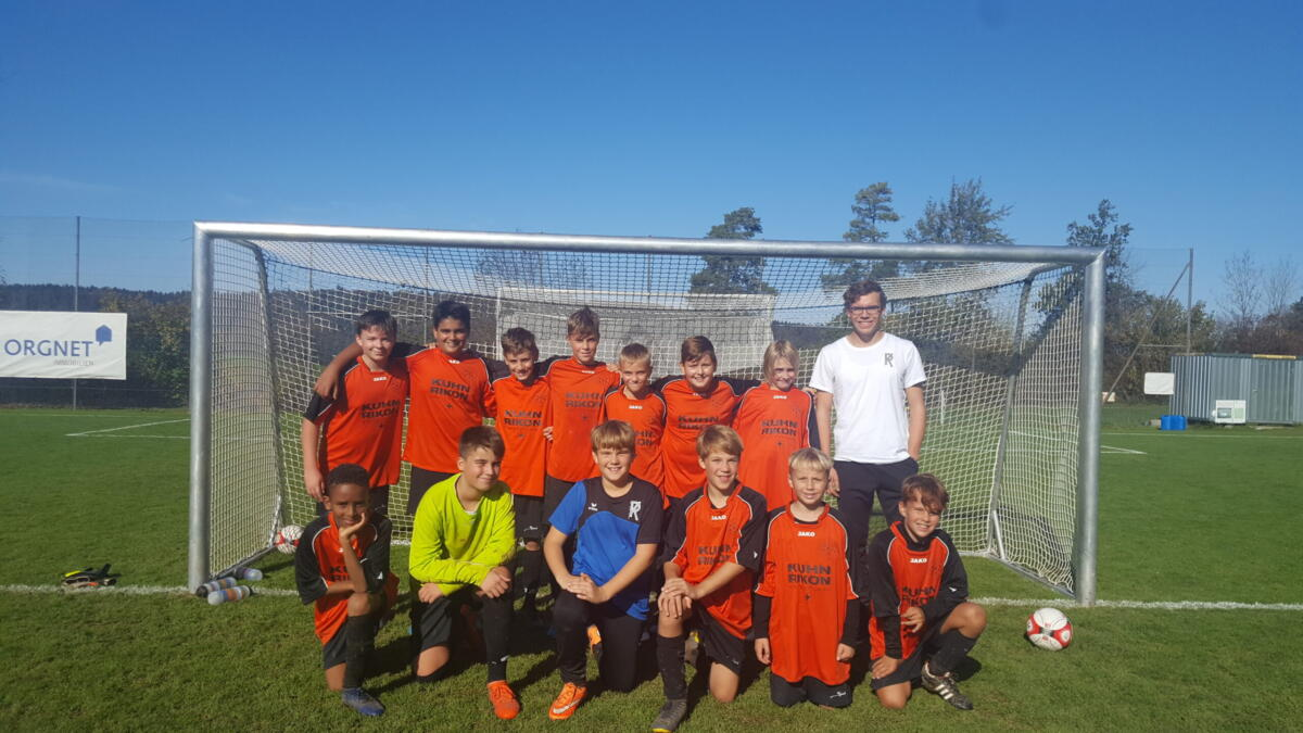 FC Kollbrunn-Rikon Junioren D
