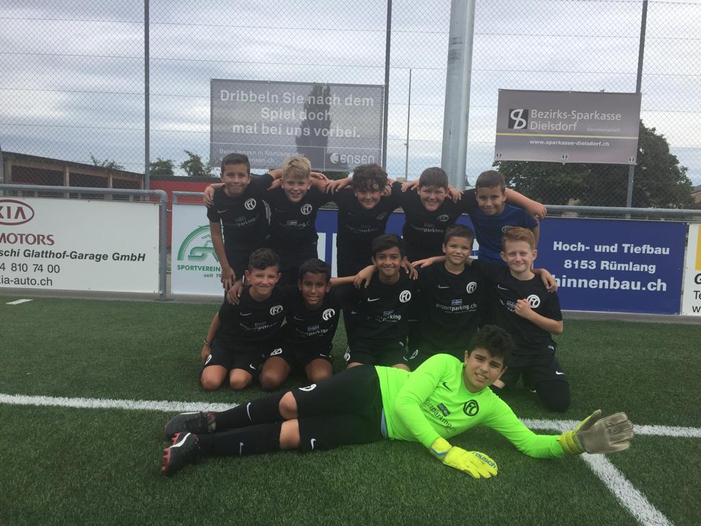 Team Präsentation<br>FC Oberglatt