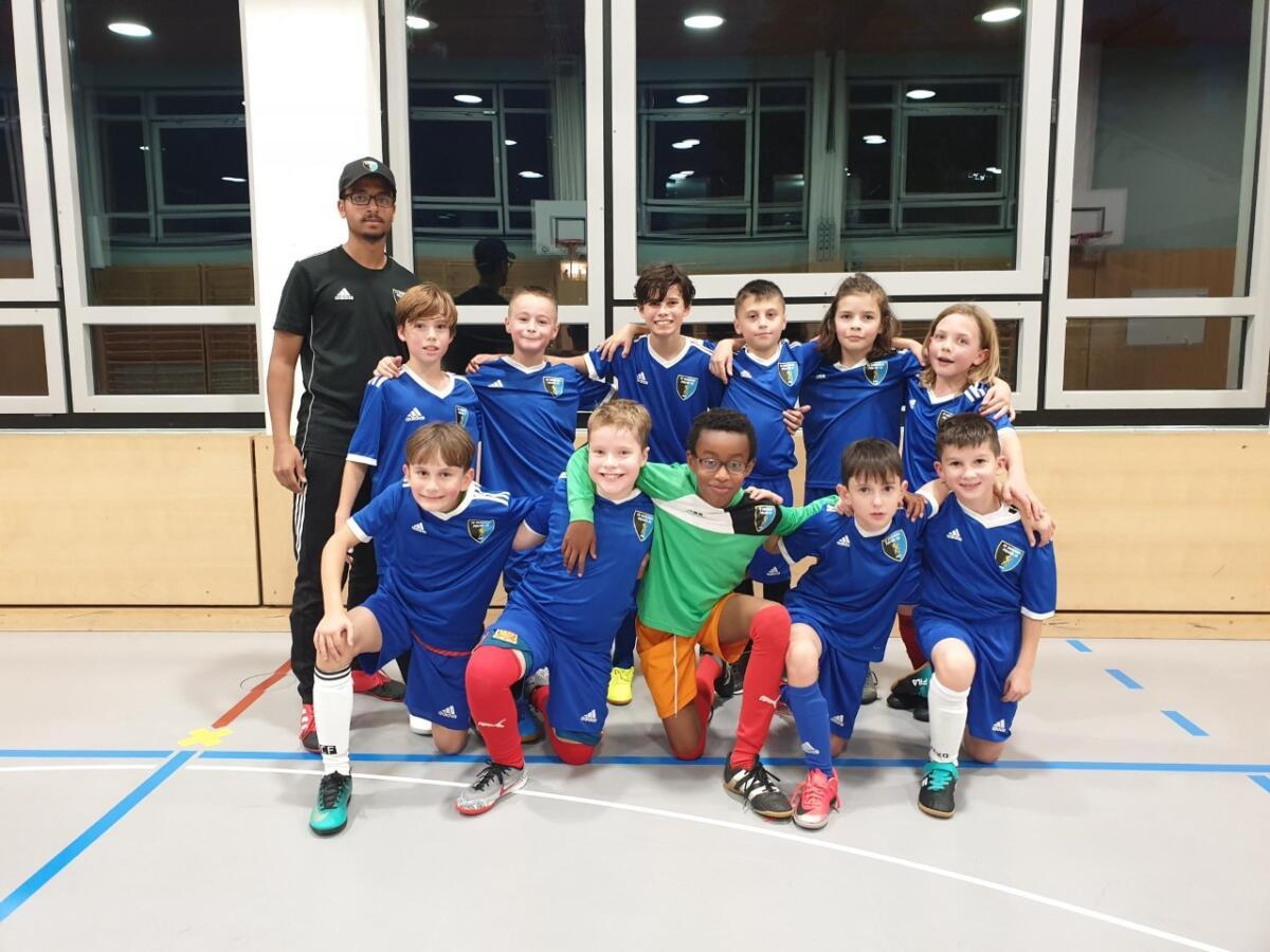 Team Präsentation<br>FC Oerlikon Polizei ZH