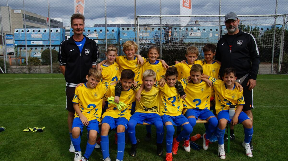 FC Oetwil-Geroldswil Junioren Eb