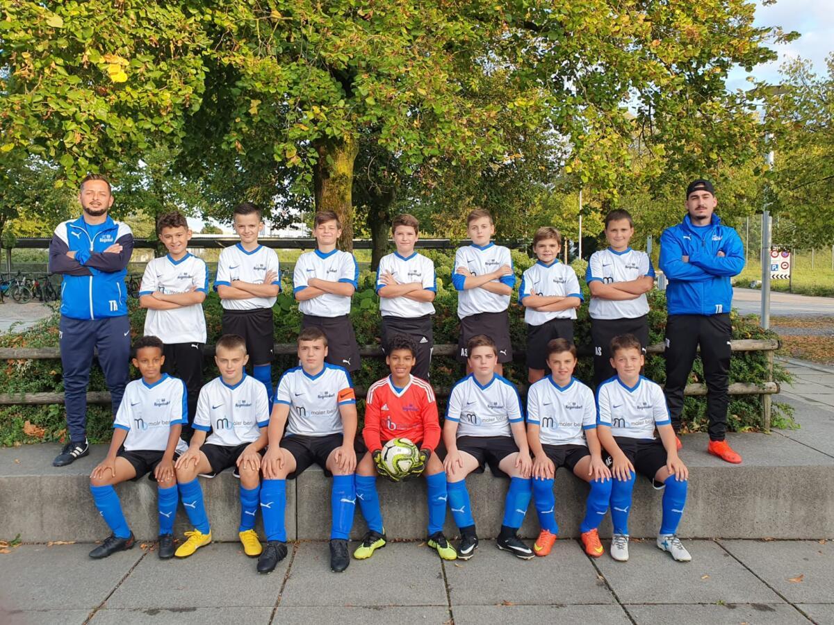 FC Regensdorf Junioren Db