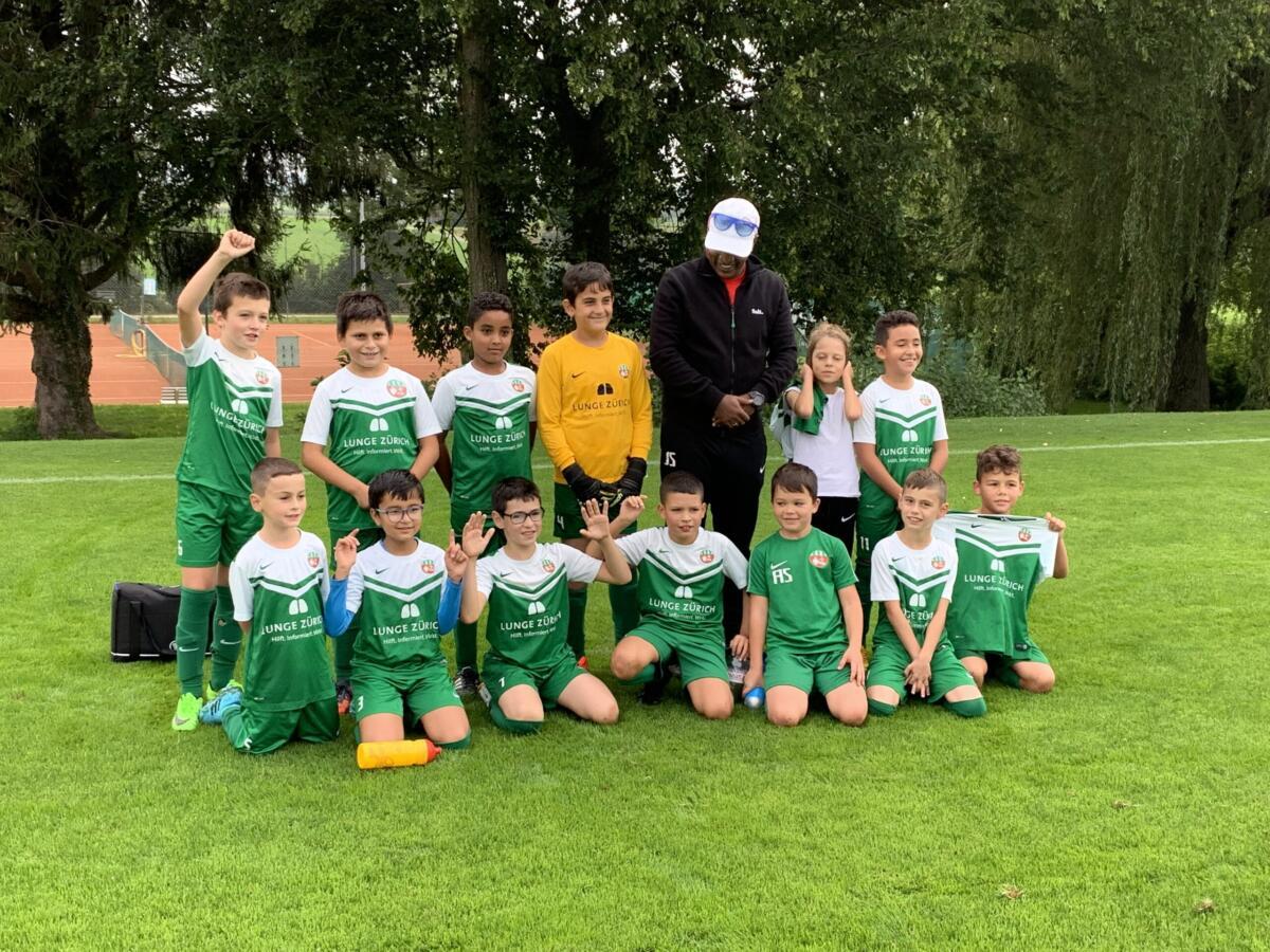 FC Schwamendingen Junioren E