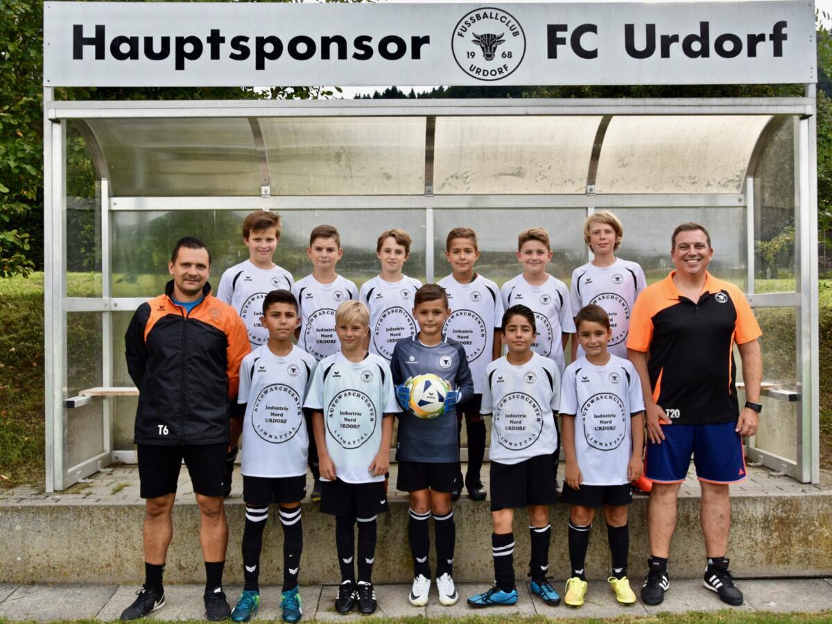 FC Urdorf Junioren E