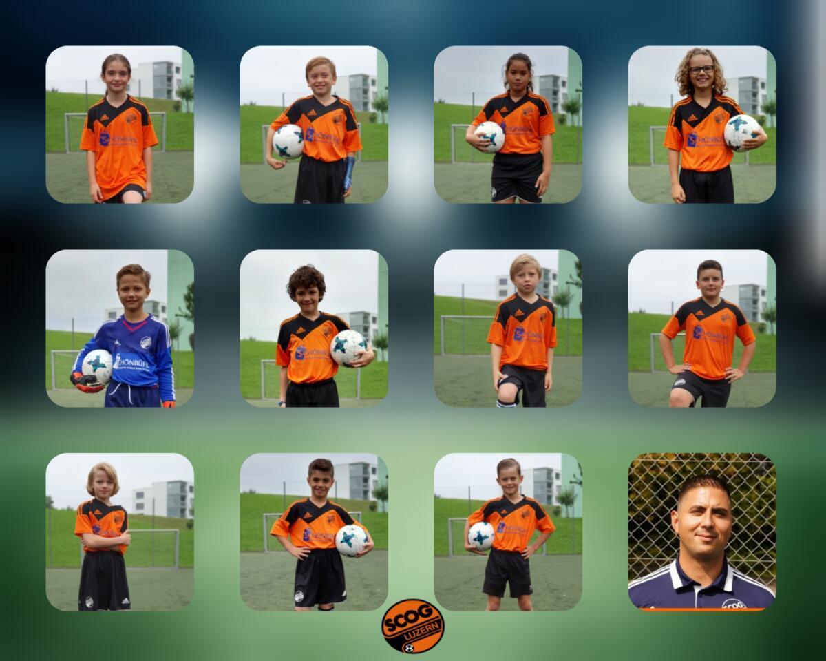 Team Präsentation<br>SC Obergeissenstein